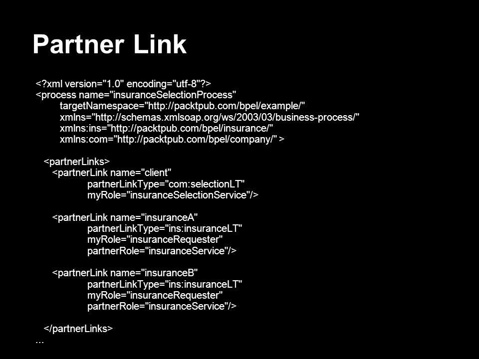 Partner Link < xml version= 1.0 encoding= utf-8 >