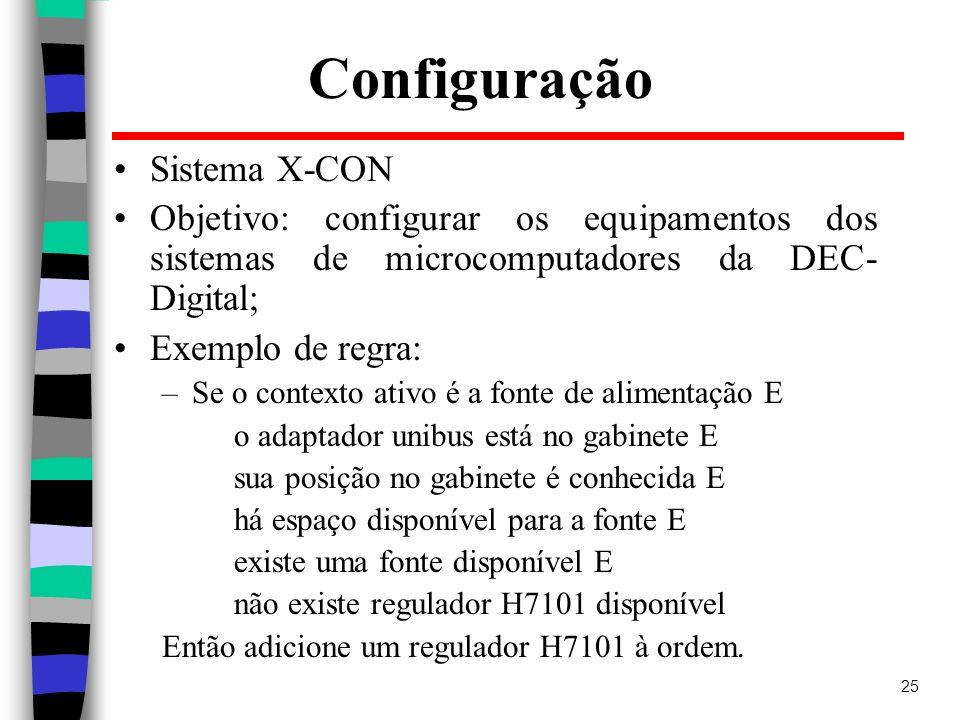 Configuração Sistema X-CON