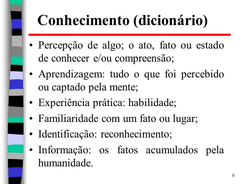 Conhecimento (dicionário)