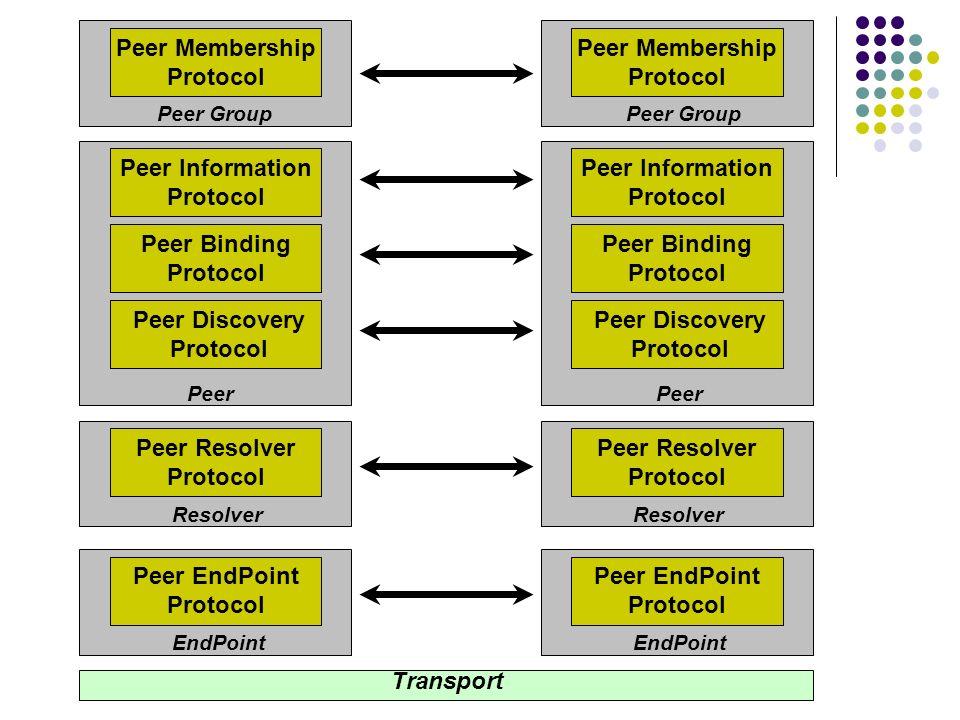 Peer Membership Protocol