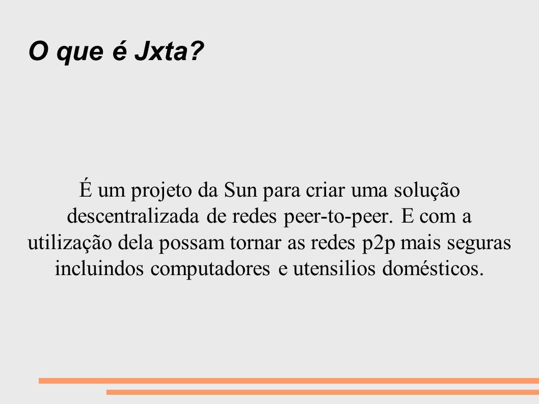 O que é Jxta
