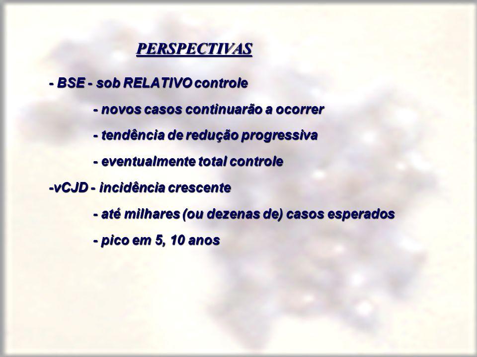 PERSPECTIVAS - BSE - sob RELATIVO controle