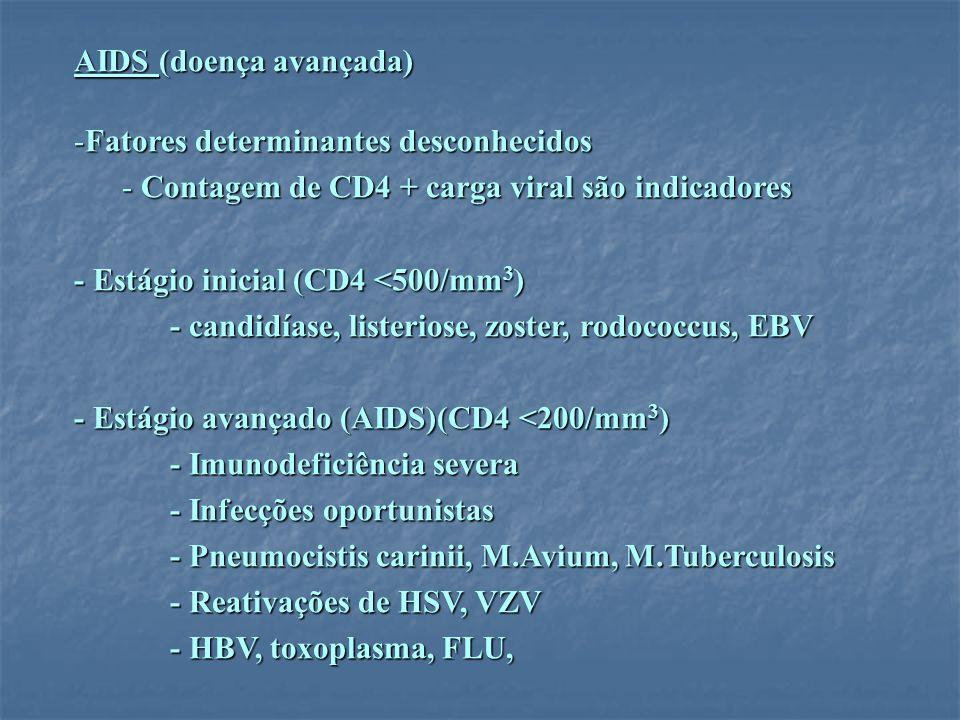 AIDS (doença avançada)