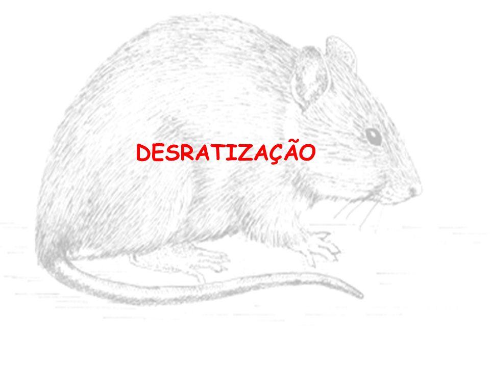 DESRATIZAÇÃO