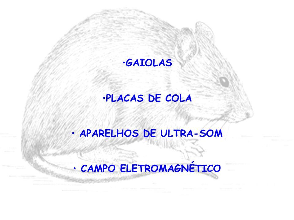 APARELHOS DE ULTRA-SOM CAMPO ELETROMAGNÉTICO
