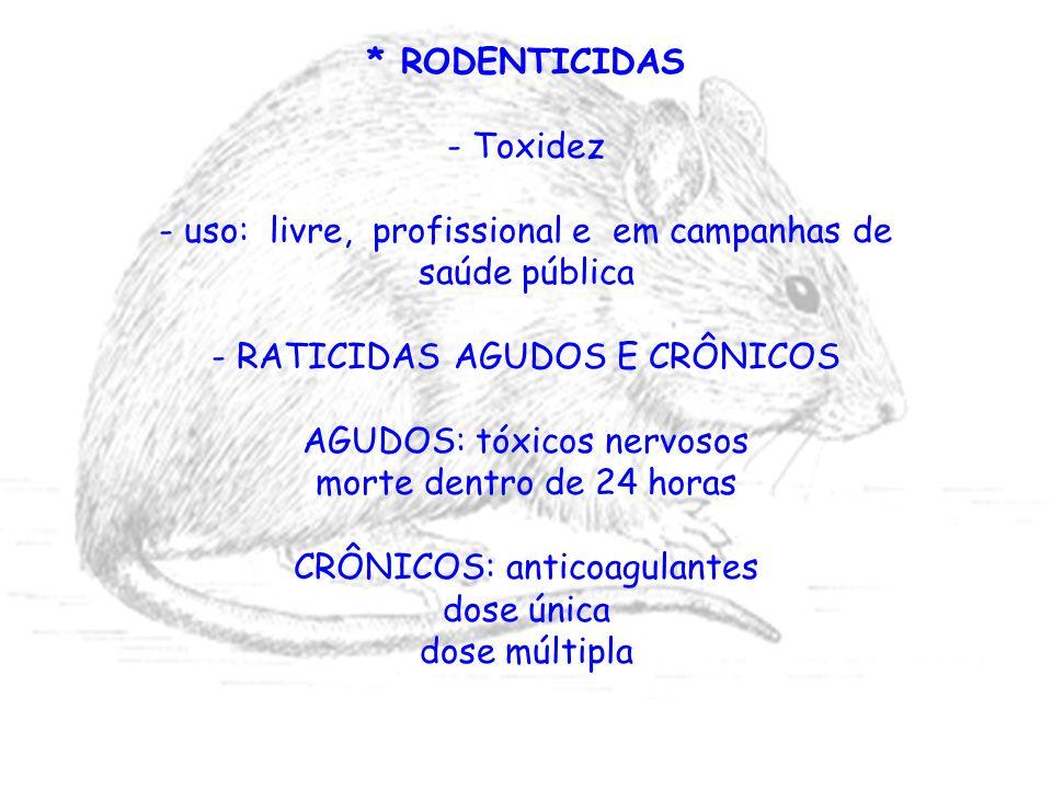 - uso: livre, profissional e em campanhas de saúde pública