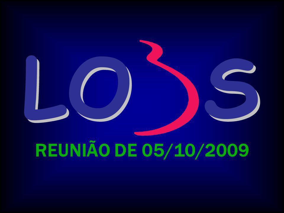 REUNIÃO DE 05/10/2009