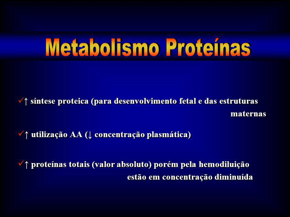 Metabolismo Proteínas