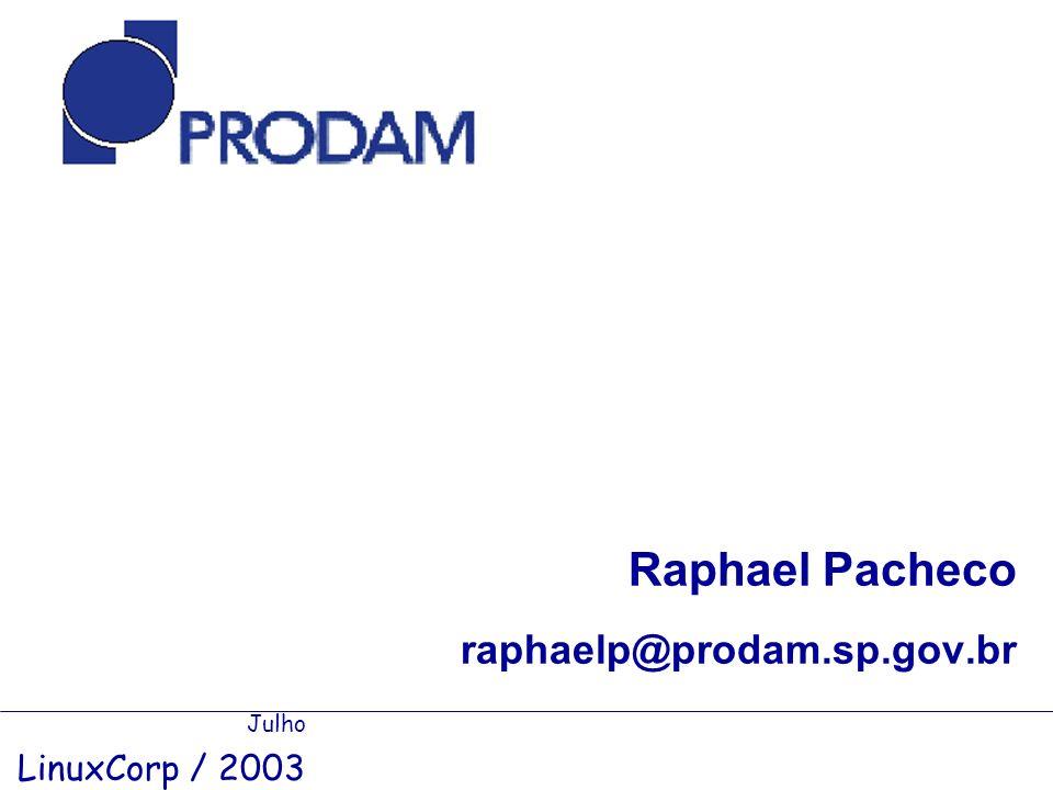 Raphael Pacheco raphaelp@prodam.sp.gov.br