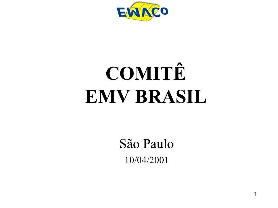COMITÊ EMV BRASIL São Paulo 10/04/2001