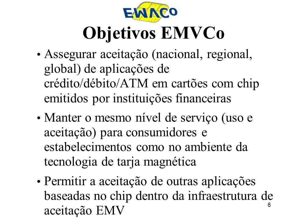 Objetivos EMVCo