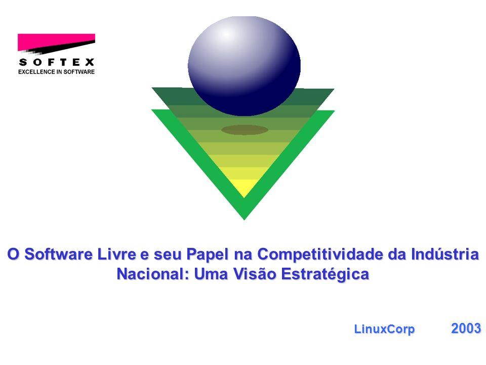 O Software Livre e seu Papel na Competitividade da Indústria Nacional: Uma Visão Estratégica