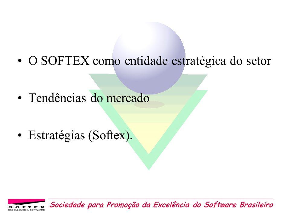 O SOFTEX como entidade estratégica do setor