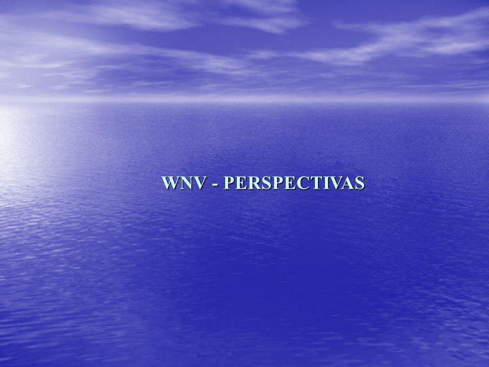 WNV - PERSPECTIVAS