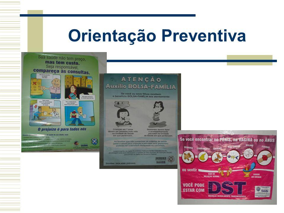 Orientação Preventiva