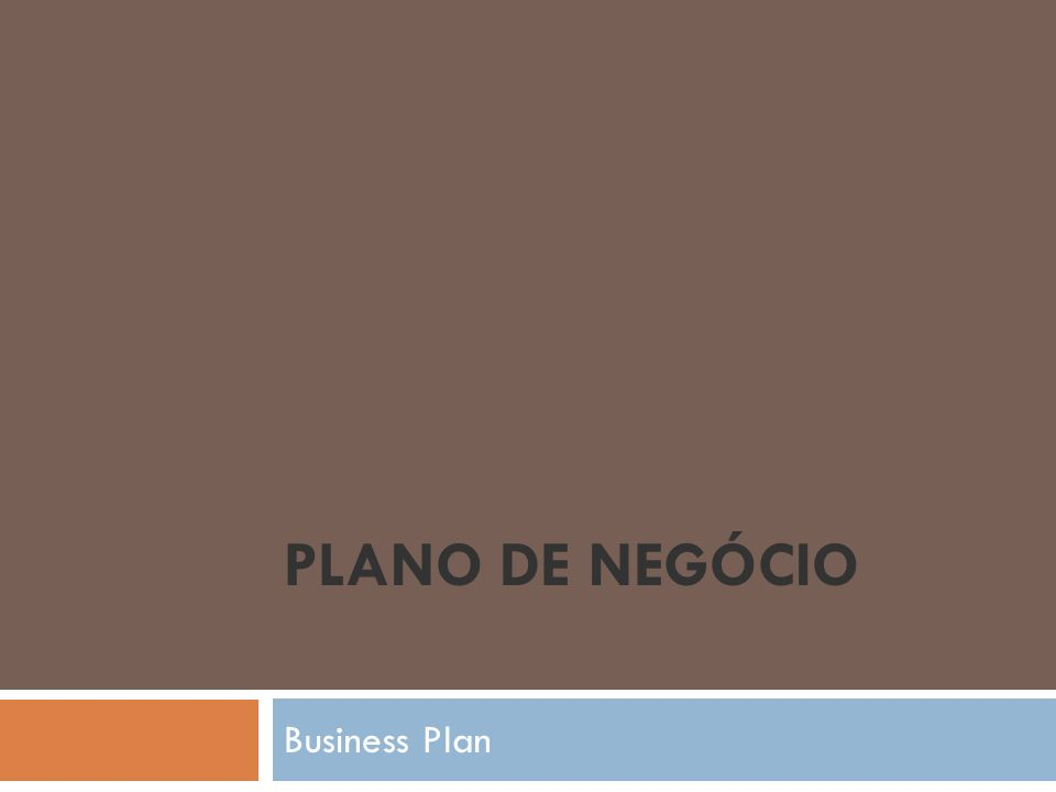 ASIT - e-Business Business Plan