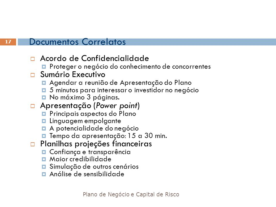 Documentos Correlatos
