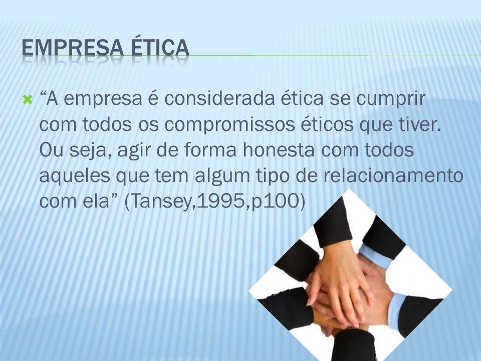 Empresa Ética