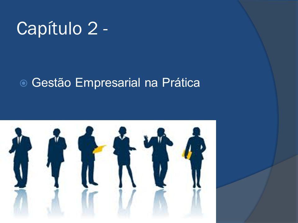 Capítulo 2 - Gestão Empresarial na Prática