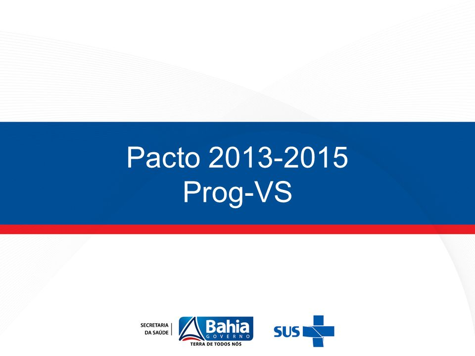 Pacto 2013-2015 Prog-VS