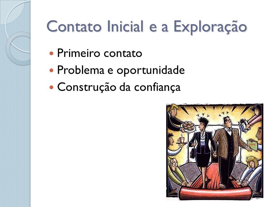 Contato Inicial e a Exploração
