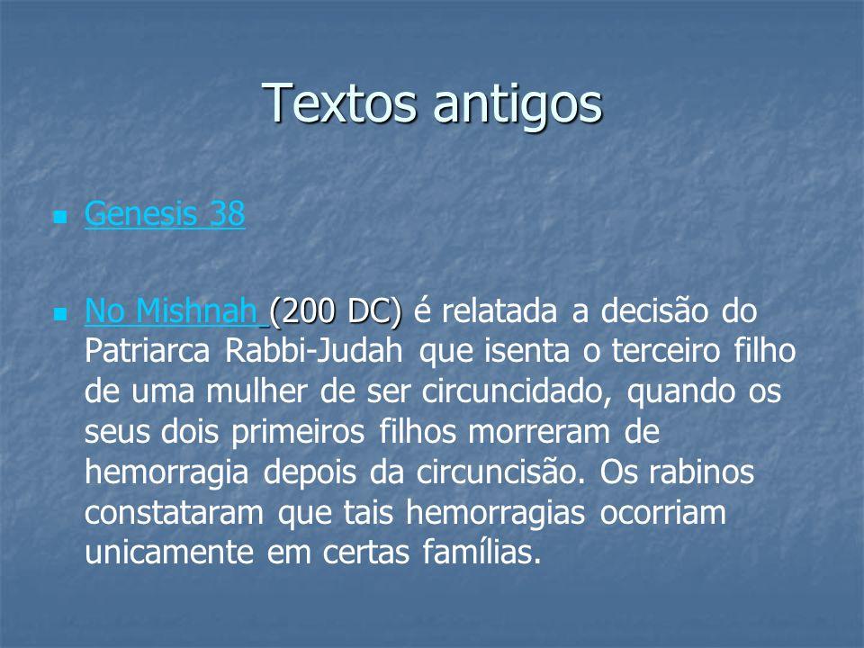 Textos antigos Genesis 38