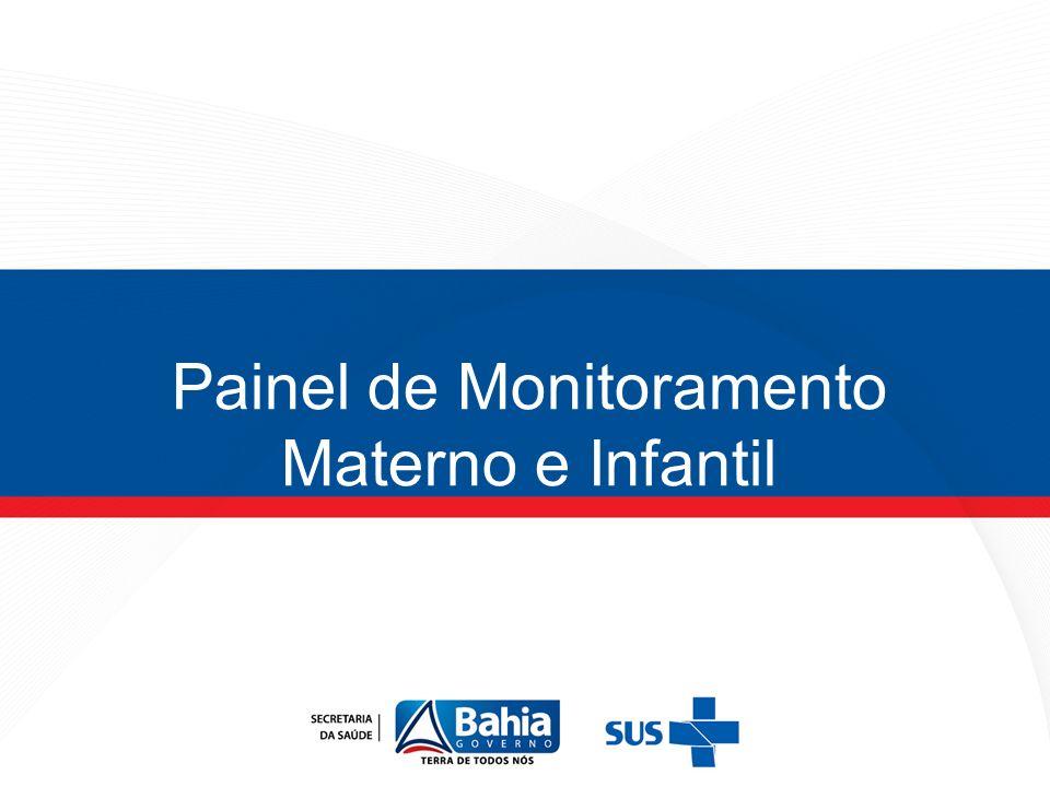 Painel de Monitoramento Materno e Infantil