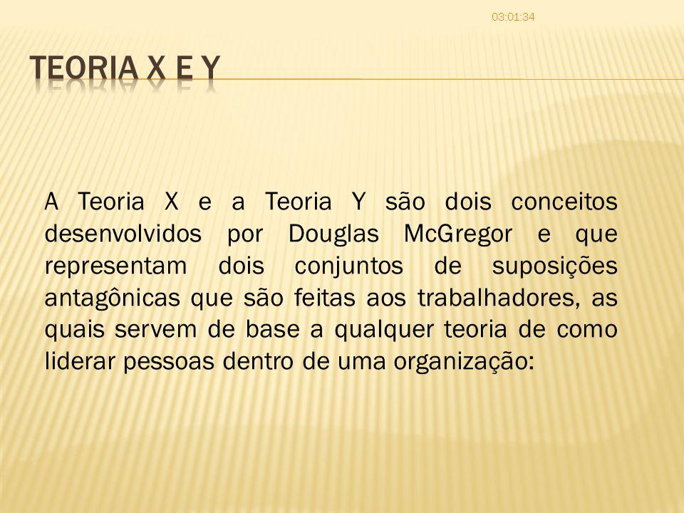 06:03:20 Teoria x e y.