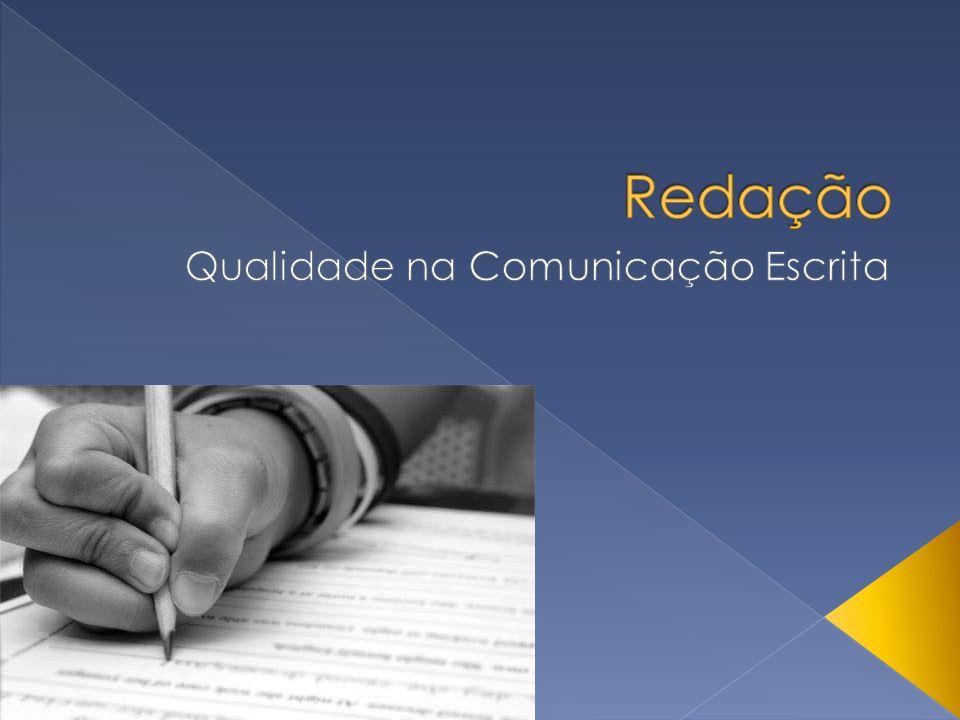 Qualidade na Comunicação Escrita