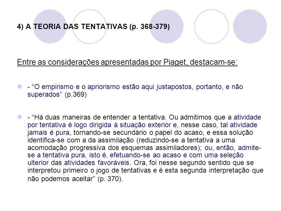 4) A TEORIA DAS TENTATIVAS (p. 368-379)