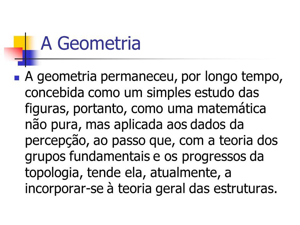A Geometria