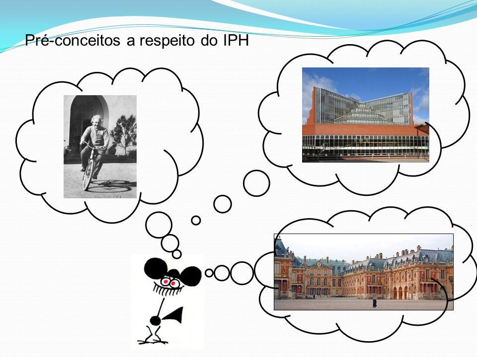 Pré-conceitos a respeito do IPH