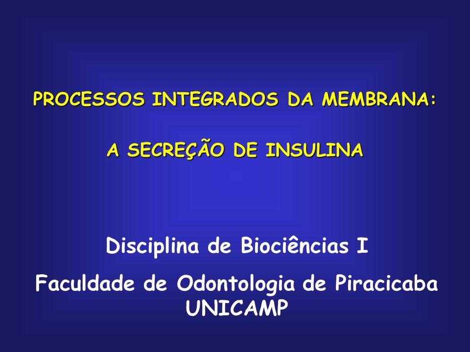 Disciplina de Biociências I