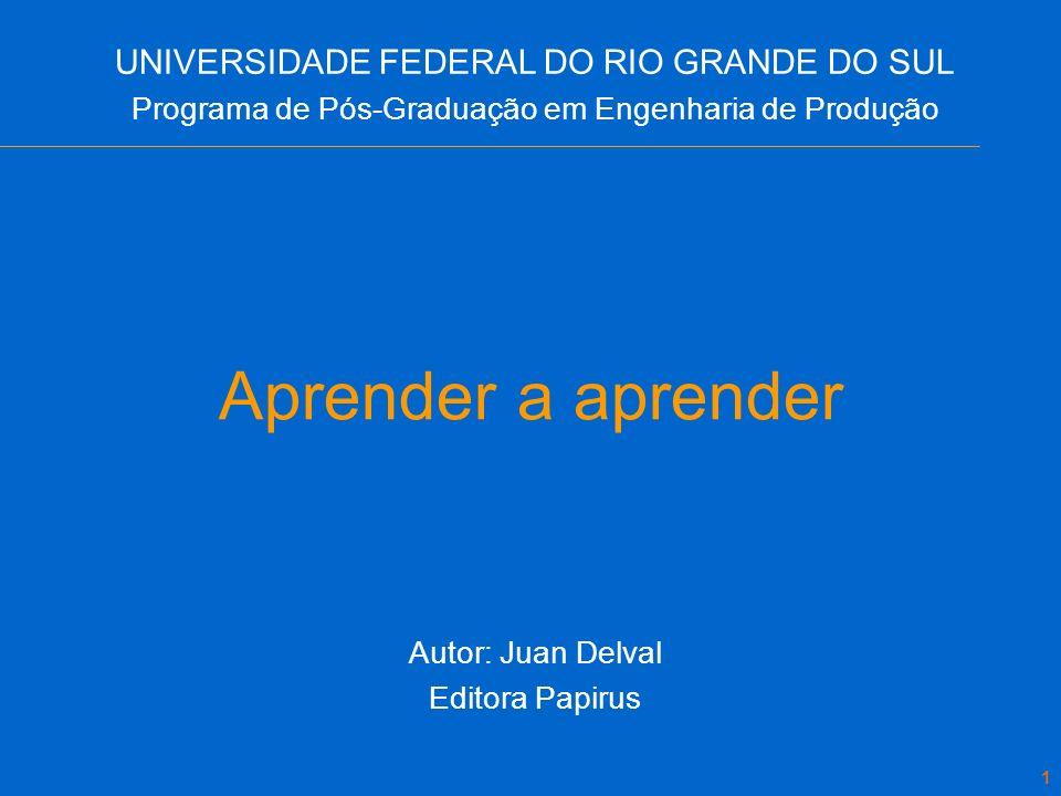 Autor: Juan Delval Editora Papirus