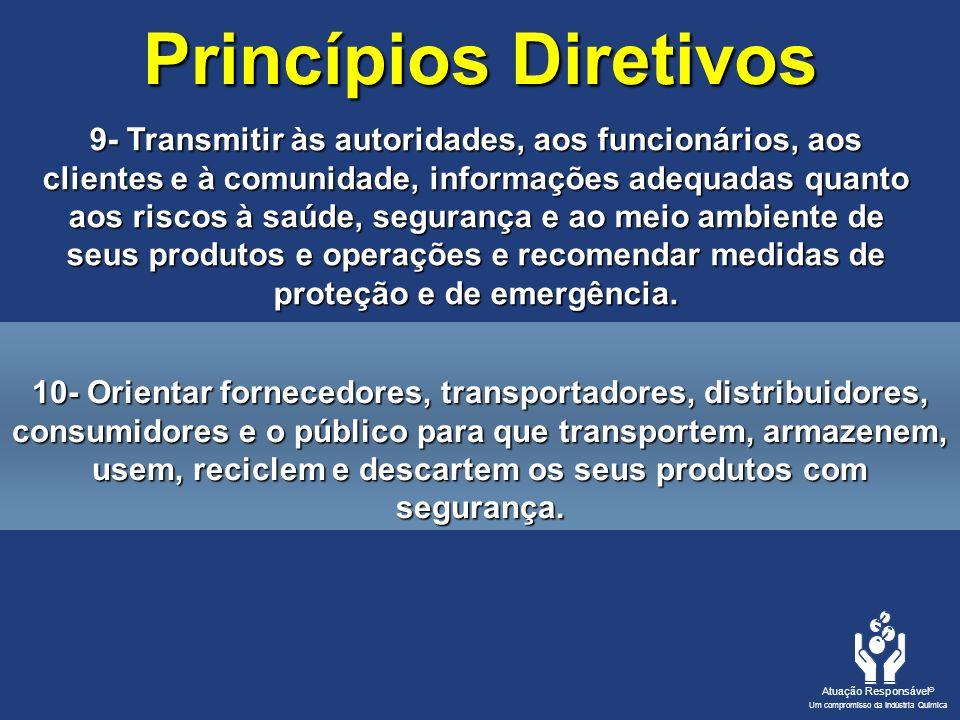 Princípios Diretivos