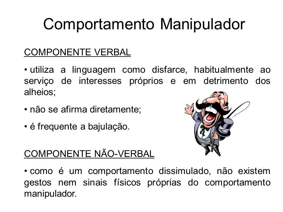 Comportamento Manipulador
