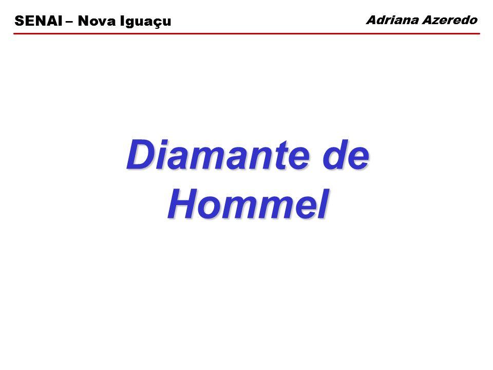 Adriana Azeredo SENAI – Nova Iguaçu Diamante de Hommel