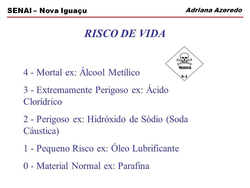 RISCO DE VIDA 4 - Mortal ex: Álcool Metílico