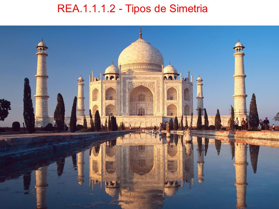REA.1.1.1.2 - Tipos de Simetria