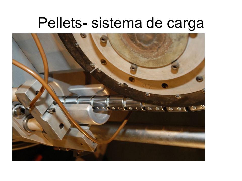 Pellets- sistema de carga