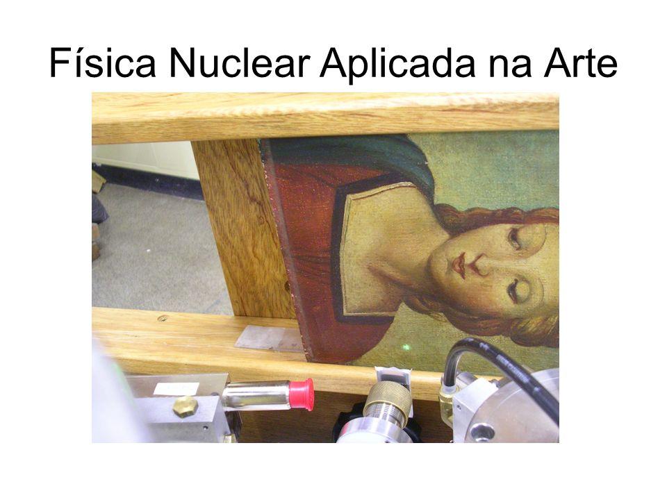 Física Nuclear Aplicada na Arte
