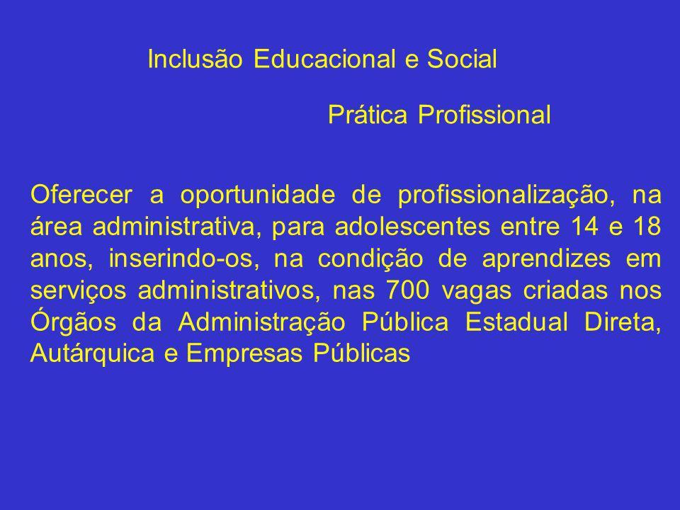 Inclusão Educacional e Social
