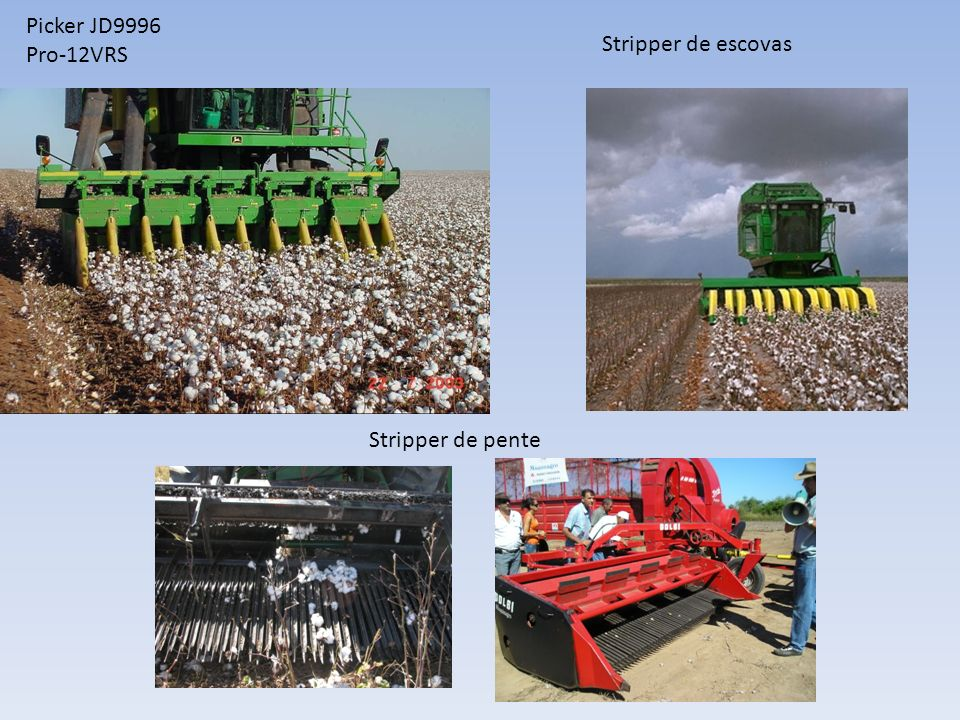 Picker JD9996 Pro-12VRS Stripper de escovas Stripper de pente
