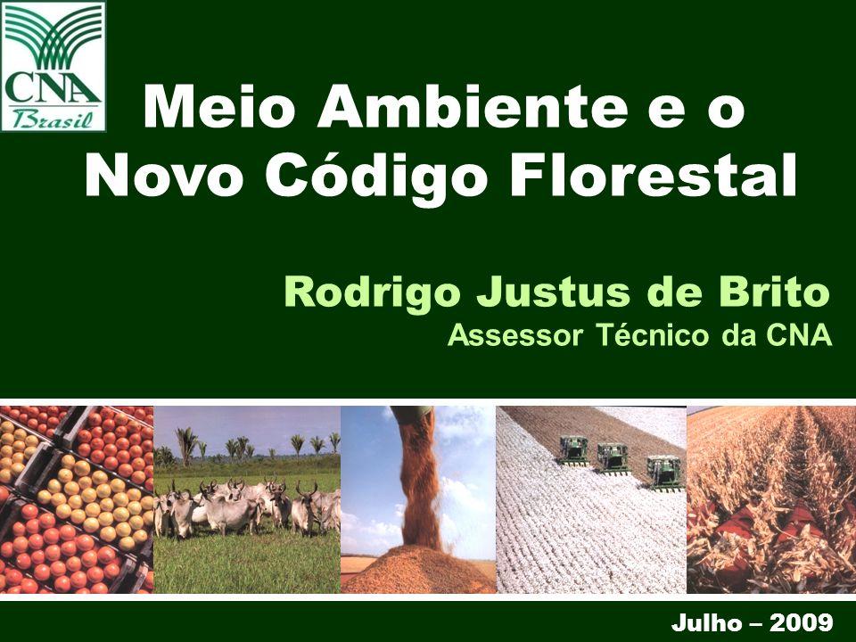 Meio Ambiente e o Novo Código Florestal