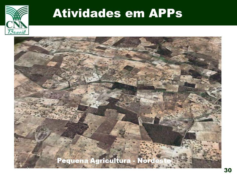 Pequena Agricultura - Nordeste
