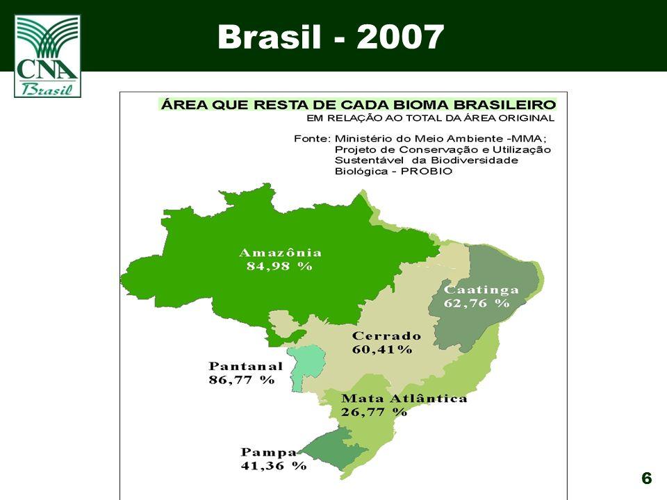 Brasil - 2007