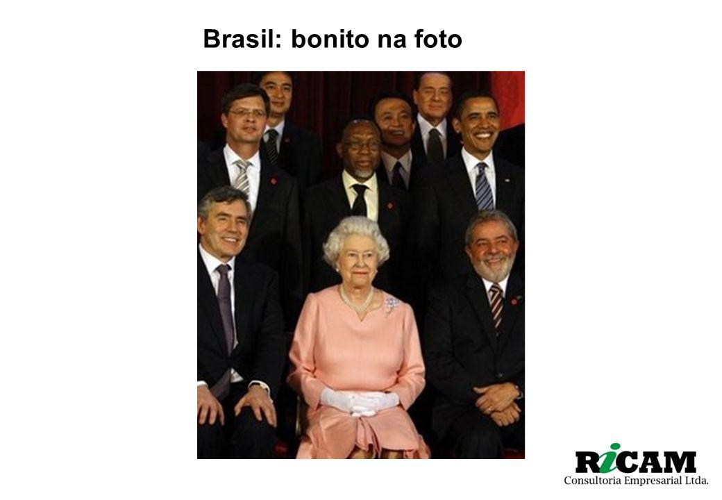 Brasil: bonito na foto