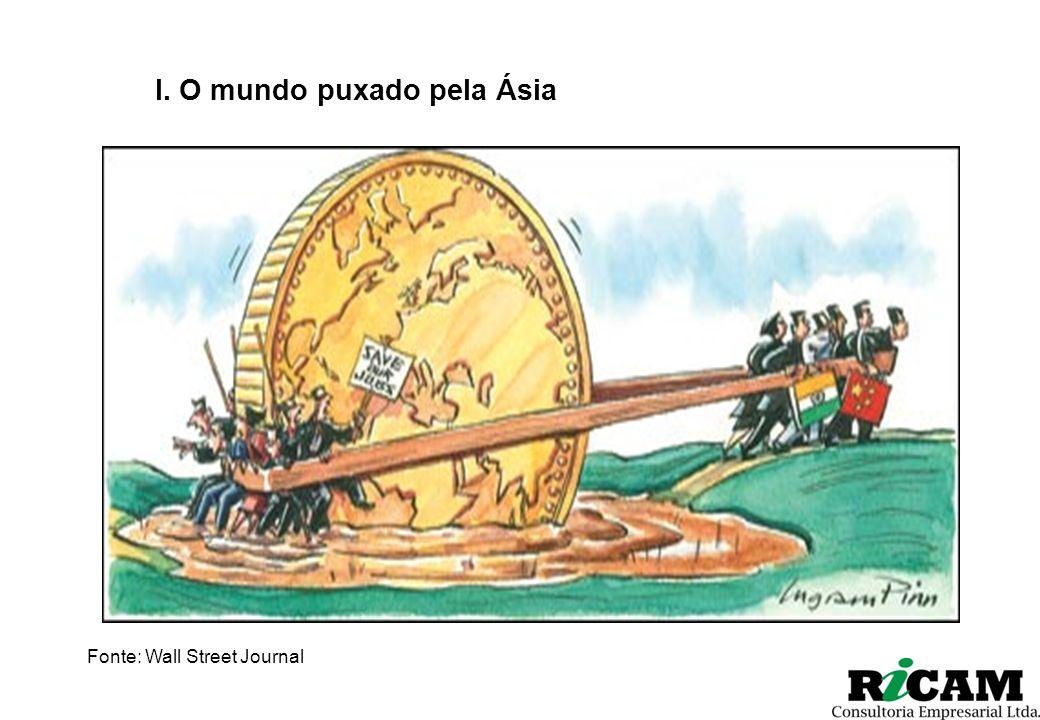 I. O mundo puxado pela Ásia