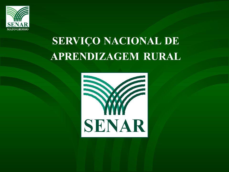 SERVIÇO NACIONAL DE APRENDIZAGEM RURAL