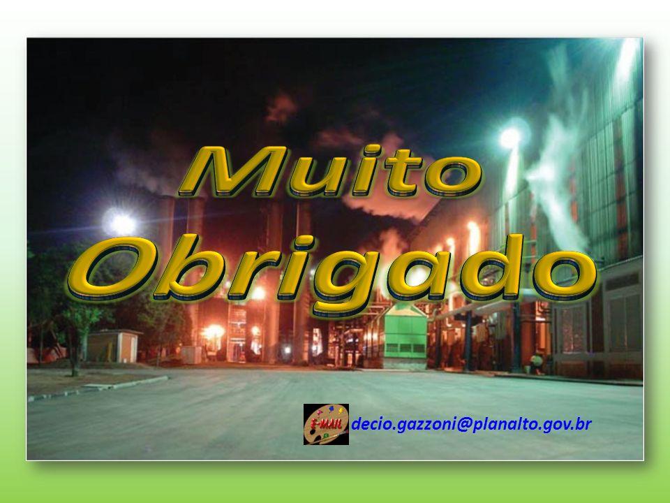Muito Obrigado decio.gazzoni@planalto.gov.br 28